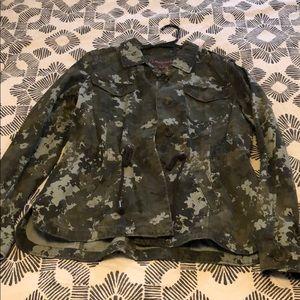 Camp utility jacket